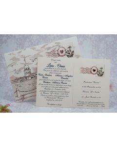Invitatie nunta 2180