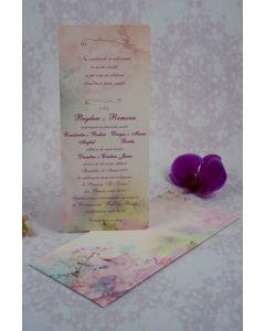 Invitatie nunta 20184