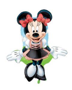Balon folie Minnie Mouse, cod 27390