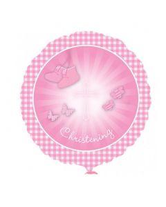Balon folie Christening Girl, cod 29306