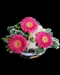 Aranjament flori naturale, cod AF10