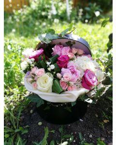 Aranjament flori naturale, cod AF02