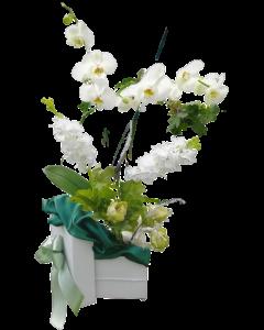 Aranjament flori naturale, cod AF04