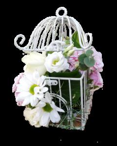 Aranjament flori naturale, cod AF12