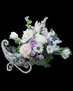 Aranjament flori naturale, cod AF13