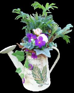 Aranjament flori naturale, cod AF22