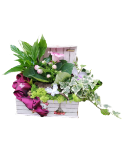 Aranjament flori naturale, cod AF19