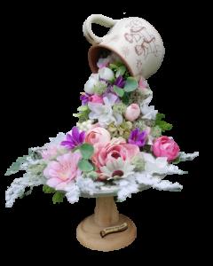 Aranjament flori artificiale, cod AFA01