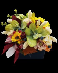 Aranjament flori artificiale, cod AFA06