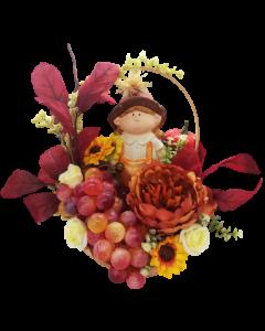 Aranjament flori artificiale, cod AFA07