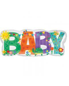 Folie figurina Baby, cod 35591