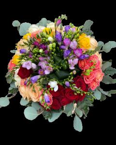 Buchet flori naturale, cod BF40