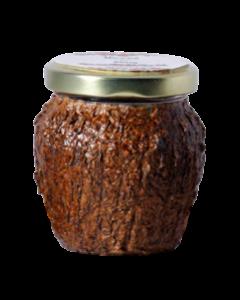 Borcan 106 ml Amfora in scoarta, cod BSC010