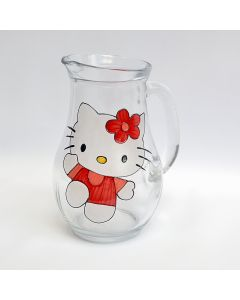 Canta botez Hello Kitty, cod C22