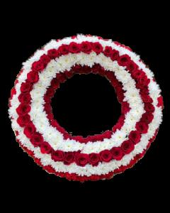 Coroana funerara, cod CF09
