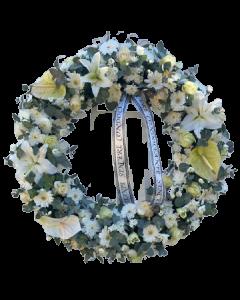 Coroana funerara, cod CF11