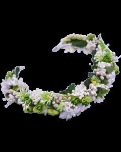 Coronita artificiala mireasa, cod CM07