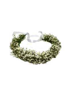 Coronita flori naturale mireasa, cod CM10