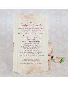 Invitatie nunta 2202 Z