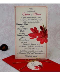 Invitatie nunta 22147 Z
