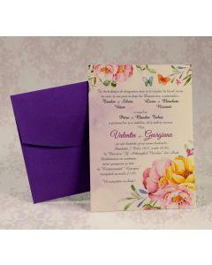 Invitatie nunta 2210 Z