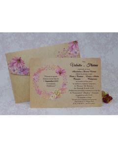 Invitatie nunta 22146 Z