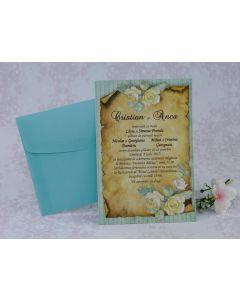 Invitatie nunta 22256 Z