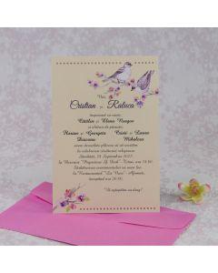 Invitatie nunta 22244 Z