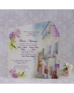 Invitatie nunta 2207 Z