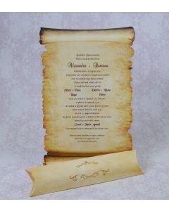 Invitatie nunta 2206 Z