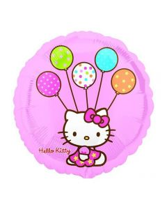 Balon folie Hello Kitty, cod 22952