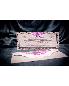 Invitatie nunta 4020 B