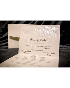 Invitatie nunta 1401 B