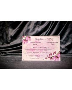 Invitatie nunta 4026 B