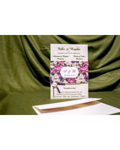 Invitatie nunta 4012 B