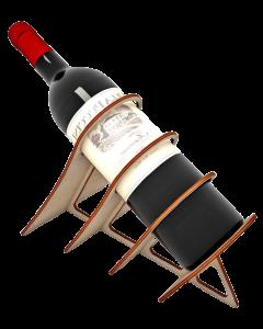 Suport sticla vin, cod LTAV07