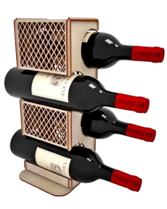 Suport 4 sticle vin, cod LTAV11
