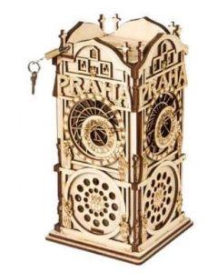 Pusculita ceas astronomic Praga, cod LTP02