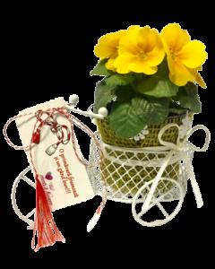 Aranjament floral, cod MAR001