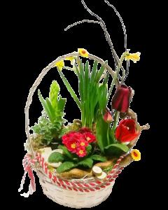 Aranjament floral, cod MAR007