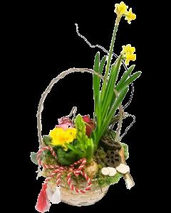 Aranjament floral, cod MAR008