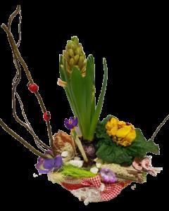 Aranjament floral, cod MAR014