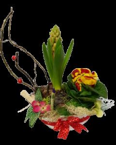 Aranjament floral, cod MAR015