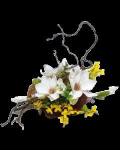 Aranjament floral artificial, cod MAR017