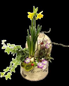 Aranjament floral, cod MAR020