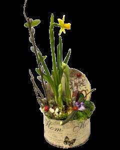Aranjament floral, cod MAR021