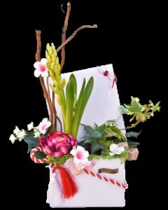 Aranjament floral, cod MAR030