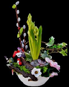Aranjament floral, cod MAR032