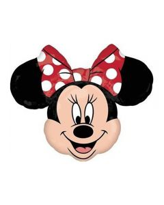 Balon folie Minnie Mouse, cod 31550