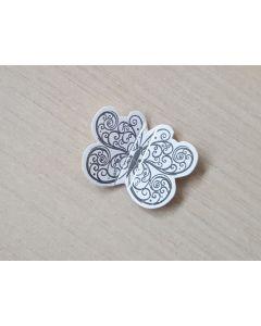 Fluturas decorativ, cod N18